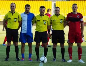 Черноморец победи Хамрун Спартанс с 3:0