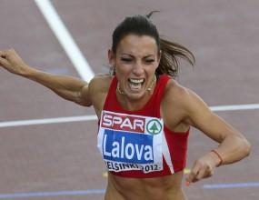 Лалова пета на 100 м на Диамантената лига в Монако