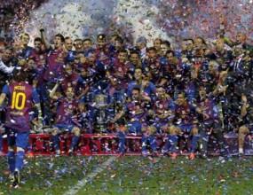 Барселона обяви рекордна печалба