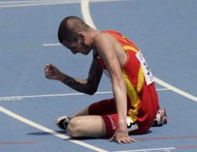 Още един атлет изгърмя с допинг преди Олимпийските игри
