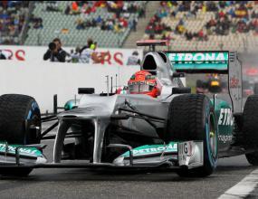 Шумахер: Започваме от добра позиция