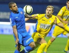 Динамо (Загреб) с домакинско равенство в първия кръг в Хърватия