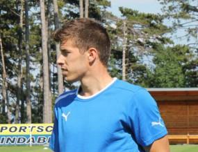 Новият в Левски тренира допълнително