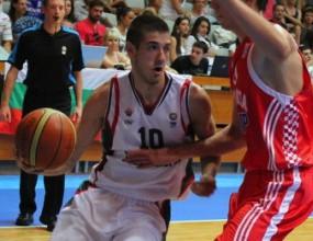 Вижте най-интересното от полуфинала България - Хърватия (ВИДЕО)