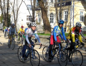 Европейският веломаратон стигна до София