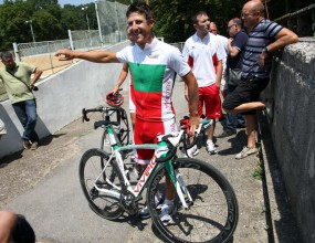 Колоездачът Данаил Петров: Не отивам в Лондон на екскурзия