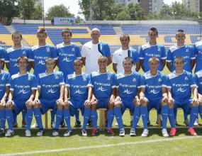 Юношите на Левски стартираха с победа 4:1 над чешки тим на турнира CEE Cup 2012
