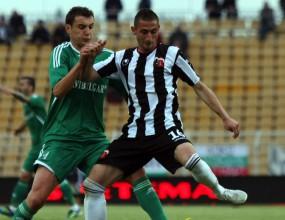 ЦСКА се чуди за Златински - халфът имал стари провинения към армейците