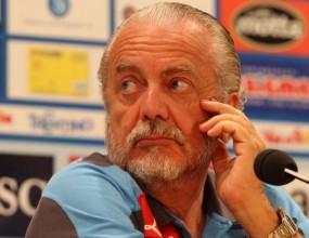 Де Лаурентис: Ще направя Наполи като Реал и Барса