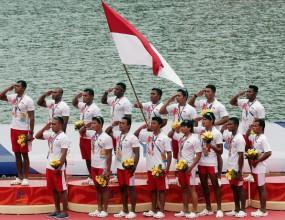 Индонезия изпрати делегация от 21 спортисти и 20 официални лица