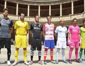 Вижте новите екипи на отборите в Примера (фотогалерия)