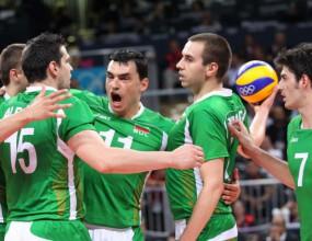 България с жесток жребий за Евроволей'2013