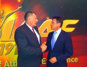 Лорд Себастиан Коу идва в България през 2013-а