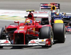 Ферари: Няма да местим Маса назад на старта заради Алонсо