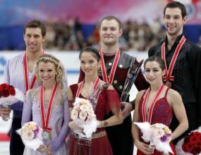 Руснаци грабнаха титлата при спортните двойки в Япония