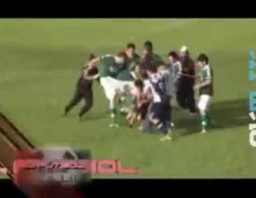 Вижте за какъв бой над съдията наказват за по 6 г. (видео)