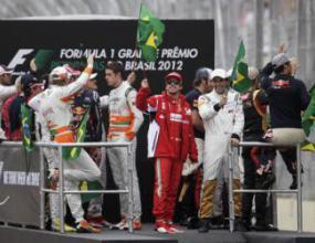 Световните шампиони във Формула 1