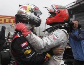 Емоционален Шумахер: Хубав край на една дълга история