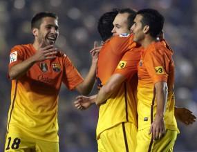 Барсa бие Реал в номинациите за Халф №1 на годината