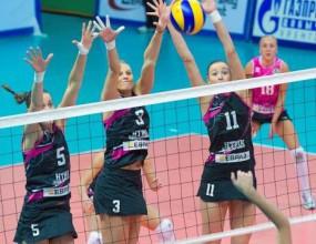 Страши Филипова и Уралочка тръгнаха с изненадваща загуба за Купата на Русия