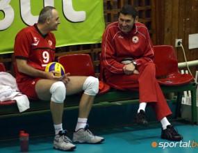 Сашо Попов: Това е един от недобрите ни мачове