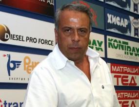 Емил Димитров: Няма какво да си връщам на ЦСКА