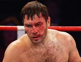 Руслан Чагаев се бие с турчин