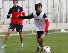 Атлетико мисли за дербито - даде почивка на основните