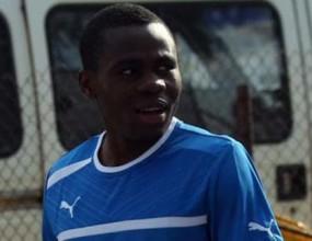 Африкански шампион чака Опоку на проби