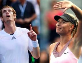Мъри и Шарапова фаворити за Australian Open