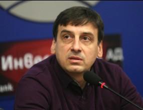 Сергей Славчев: Подкрепете ВК ЦСКА!