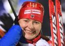 Юриева спечели старта на 15 км от Купата на ИБУ, българките след 40-о място