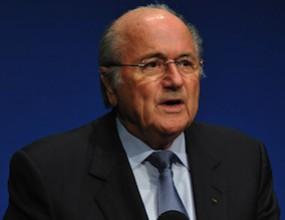 Блатер предложи по-сурови санкции за расизма по стадионите