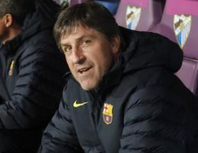 Треньорът на Барса критикува терена в Малага