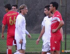 ЦСКА срещу Торпедо, Заглебие и Александрия по време на втория лагер в Турция