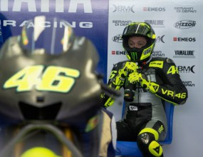 Педроса и Маркес очакват силен Роси през 2013 г.