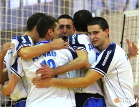 Дунав победи Добруджа с 3:2 в контрола в Русе