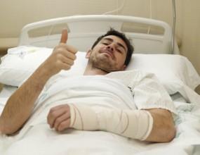 Операцията на Касийяс мина успешно, ще се възстановява 3 месеца
