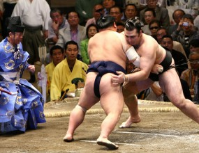 Котоошу с победа в Токио