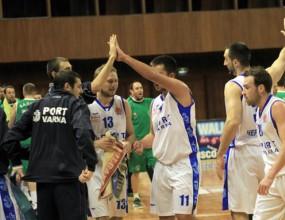Черно море измъкна победата срещу Спартак