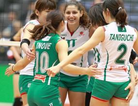 Ева Янева и JT Марвълъс с 11-та загуба в Япония