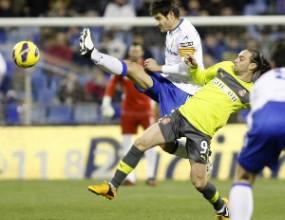 Мартин Петров дебютира за Еспаньол при 0:0 срещу Сарагоса