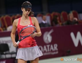 Пиронкова срещу квалификантка на старта в Париж, при победа я чака Квитова