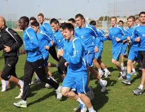 """""""Сините"""" възстановят при бившия тим на Гошо Петков"""