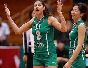 Ева Янева и JT Марвълъс с нова загуба в Япония