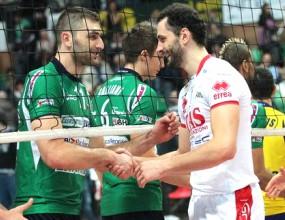 И Цецо Соколов удари шамар на Тренто! Кунео спечели дербито на Италия с 3:1 (ВИДЕО+ ГАЛЕРИЯ)