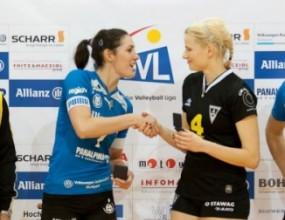 Лора Китипова отново MVP при загуба на Щутгарт в Германия