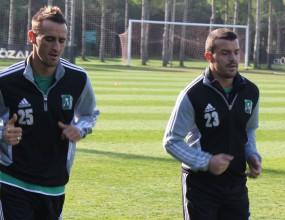 Бадема и Иван Стоянов пропускат утрешната контрола