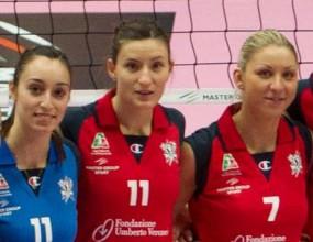 """Чужденките спечелиха """"Мача на звездите"""" в Италия, Еми Николова с 2 точки"""