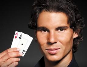 Надал печели $152 от покер